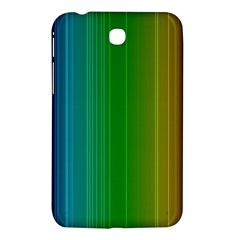 Spectrum Colours Colors Rainbow Samsung Galaxy Tab 3 (7 ) P3200 Hardshell Case