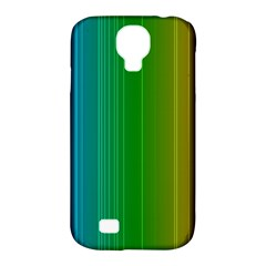 Spectrum Colours Colors Rainbow Samsung Galaxy S4 Classic Hardshell Case (pc+silicone)