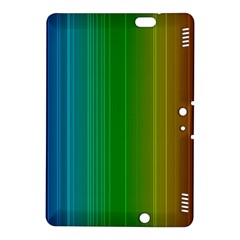Spectrum Colours Colors Rainbow Kindle Fire Hdx 8 9  Hardshell Case