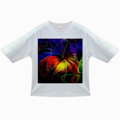 Fractal Pattern Abstract Chaos Infant/toddler T Shirts