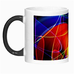 Fractal Pattern Abstract Chaos Morph Mugs