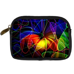 Fractal Pattern Abstract Chaos Digital Camera Cases
