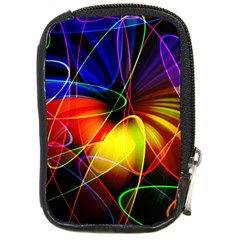Fractal Pattern Abstract Chaos Compact Camera Cases