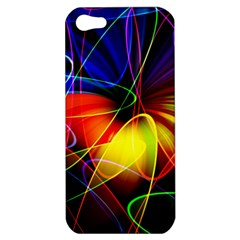 Fractal Pattern Abstract Chaos Apple Iphone 5 Hardshell Case