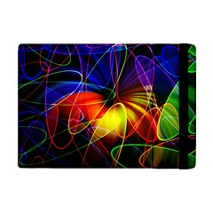 Fractal Pattern Abstract Chaos Apple Ipad Mini Flip Case