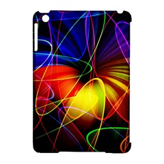 Fractal Pattern Abstract Chaos Apple Ipad Mini Hardshell Case (compatible With Smart Cover)