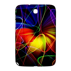 Fractal Pattern Abstract Chaos Samsung Galaxy Note 8 0 N5100 Hardshell Case
