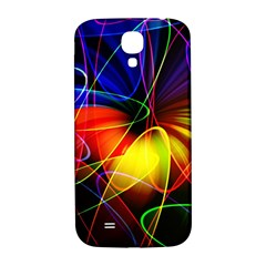 Fractal Pattern Abstract Chaos Samsung Galaxy S4 I9500/i9505  Hardshell Back Case