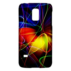 Fractal Pattern Abstract Chaos Galaxy S5 Mini