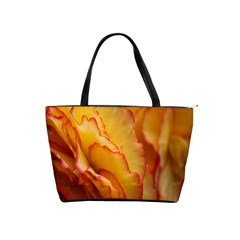 Flowers Leaves Leaf Floral Summer Shoulder Handbags