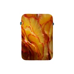 Flowers Leaves Leaf Floral Summer Apple Ipad Mini Protective Soft Cases by Nexatart