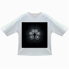 Fractal Filigree Lace Vintage Infant/toddler T Shirts