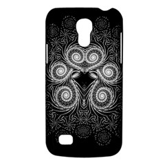 Fractal Filigree Lace Vintage Galaxy S4 Mini