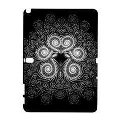 Fractal Filigree Lace Vintage Galaxy Note 1
