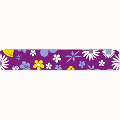Floral Flowers Small Bar Mats