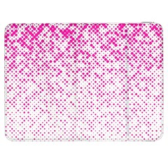 Halftone Dot Background Pattern Samsung Galaxy Tab 7  P1000 Flip Case