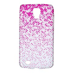 Halftone Dot Background Pattern Galaxy S4 Active