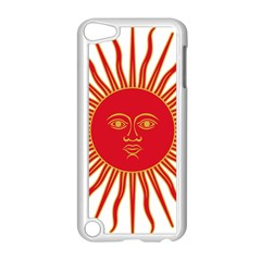Peru Sun Of May, 1822 1825 Apple Ipod Touch 5 Case (white) by abbeyz71
