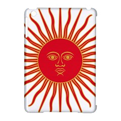Peru Sun Of May, 1822 1825 Apple Ipad Mini Hardshell Case (compatible With Smart Cover) by abbeyz71
