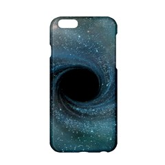 Cosmic Black Hole Apple Iphone 6/6s Hardshell Case by Sapixe