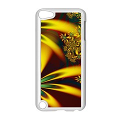 Floral Design Computer Digital Art Design Illustration Apple Ipod Touch 5 Case (white) by Sapixe