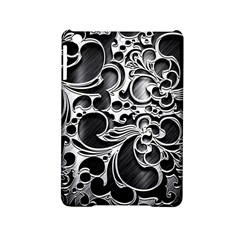 Floral High Contrast Pattern Ipad Mini 2 Hardshell Cases by Sapixe