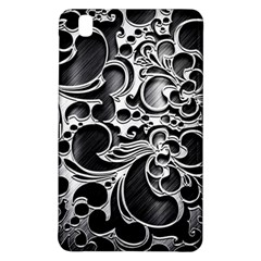 Floral High Contrast Pattern Samsung Galaxy Tab Pro 8 4 Hardshell Case