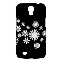 Flower Power Flowers Ornament Samsung Galaxy Mega 6 3  I9200 Hardshell Case by Sapixe