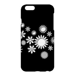 Flower Power Flowers Ornament Apple Iphone 6 Plus/6s Plus Hardshell Case by Sapixe