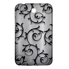 Floral Samsung Galaxy Tab 3 (7 ) P3200 Hardshell Case  by Sapixe