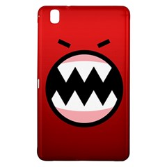 Funny Angry Samsung Galaxy Tab Pro 8 4 Hardshell Case