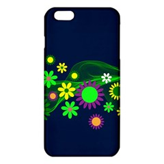 Flower Power Flowers Ornament Iphone 6 Plus/6s Plus Tpu Case by Sapixe