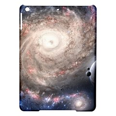 Galaxy Star Planet Ipad Air Hardshell Cases by Sapixe