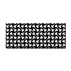 Grid Pattern Background Geometric Cosmetic Storage Cases by Sapixe