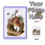 alice-tenniel-B - Playing Cards 54 Designs