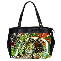 April   Birds Of Paradise 5 Office Handbags (2 Sides)  by bestdesignintheworld