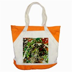 April   Birds Of Paradise 5 Accent Tote Bag by bestdesignintheworld