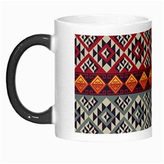 Mayan Symbols Pattern  Morph Mugs by Cveti