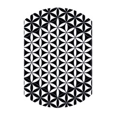 Flower Of Life Hexagon Cube 4 Shower Curtain 48  X 72  (small)  by Cveti