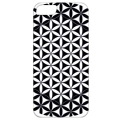 Flower Of Life Hexagon Cube 4 Apple Iphone 5 Classic Hardshell Case by Cveti