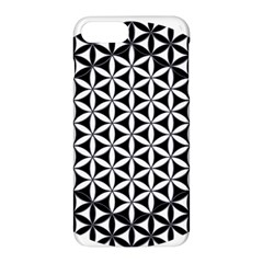 Flower Of Life Hexagon Cube 4 Apple Iphone 8 Plus Hardshell Case by Cveti