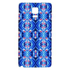 Artwork By Patrick Colorful 27 Galaxy Note 4 Back Case