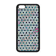 Asterisk, Pattern Sacred Geometry 1 Apple Iphone 5c Seamless Case (black) by Cveti