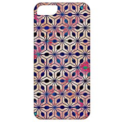 Asterisk Pattern Sacred Geometry 2 Apple Iphone 5 Classic Hardshell Case by Cveti