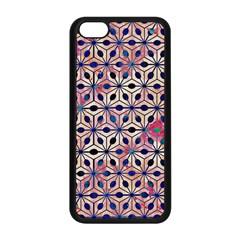 Asterisk Pattern Sacred Geometry 2 Apple Iphone 5c Seamless Case (black) by Cveti