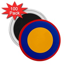 Roundel Of Armenian Air Force 2 25  Magnets (100 Pack)  by abbeyz71