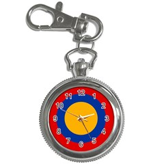 Roundel Of Armenian Air Force Key Chain Watches by abbeyz71