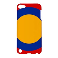 Roundel Of Armenian Air Force Apple Ipod Touch 5 Hardshell Case by abbeyz71