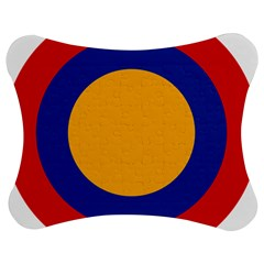 Roundel Of Armenian Air Force Jigsaw Puzzle Photo Stand (bow) by abbeyz71