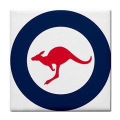 Roundel Of The Australian Air Force Face Towel by abbeyz71